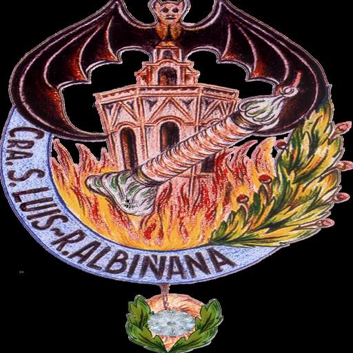 Falla Cra, San Luis Rafael Albiñana